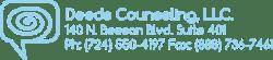 Deeds Counseling LLC. Mobile Logo