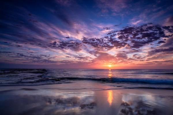 Sunrise lantern