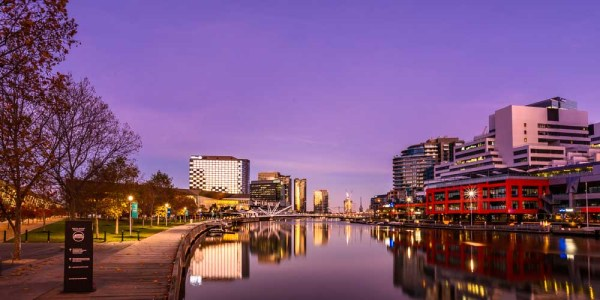 Yarra River Dawn
