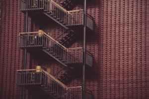 fire exit ladder