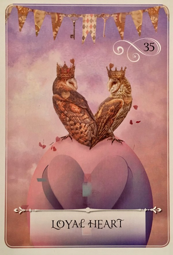 LOYAL HEART - Archangel Oracle - Divine Guidance