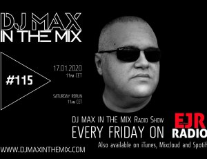 DJ MAX In The Mix No. 115