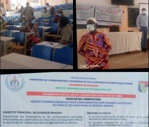 Agriculture: Le Projet Synergie Borgou présente les problèmes des producteurs bénéficiaires