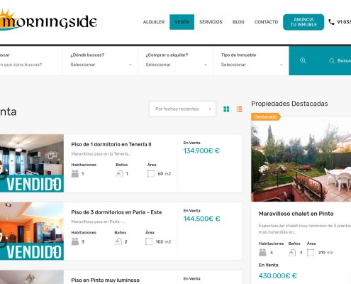 deemestudio-diseño web-morningside