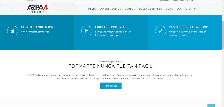 ARPA4 - WEB 2