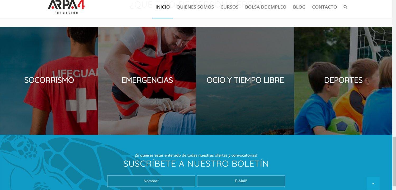 ARPA4 - WEB 4