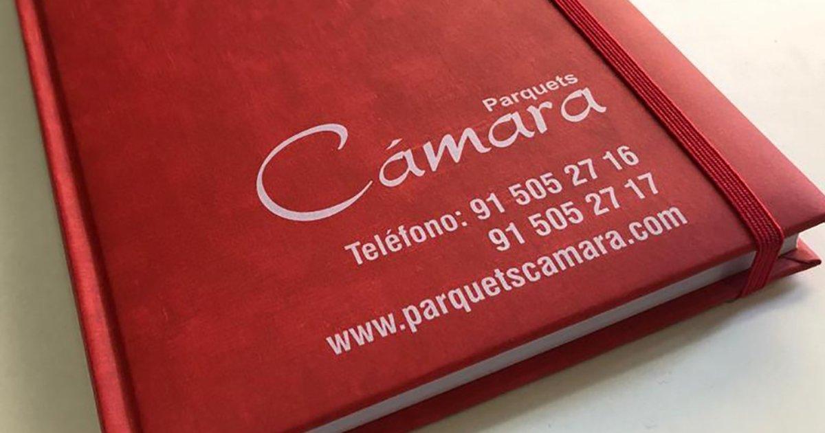 PARQUETS CÁMARA - AGENDA 3