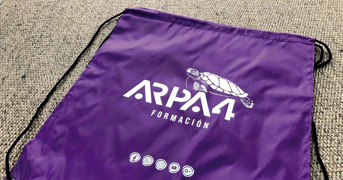 Mochilas personalizadas ARPA4
