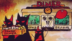 Diner of the Dead