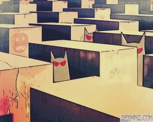 Labyrinth Rats