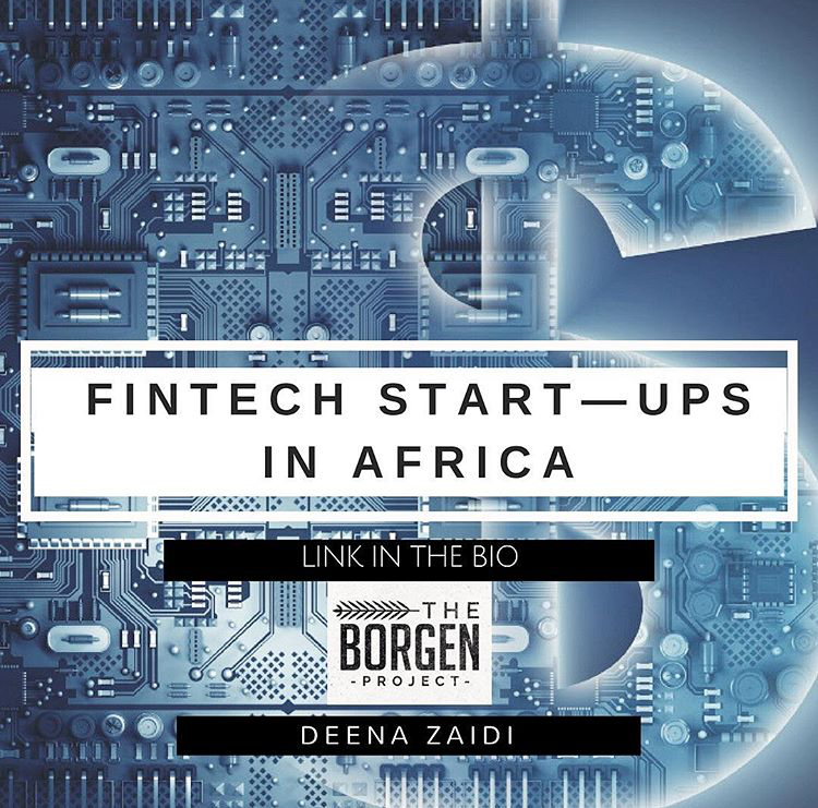 Improving the Economy: Three Fintech Startups in Africa
