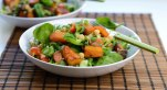 Balsamic Roasted Butternut and Chickpea