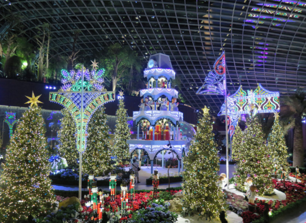 Merry Medley @ Gardens by the Bay: Things You Didn't Know About Christmas