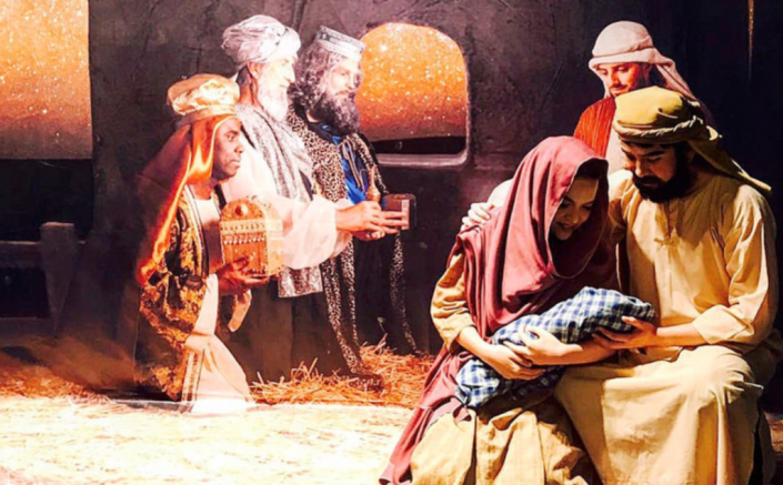 Mary and Joseph : My First Acting Gig