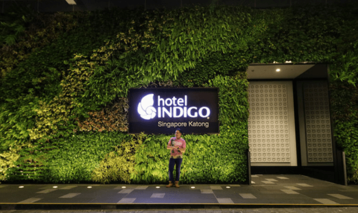 Best Staycation in Singapore – Hotel Indigo Katong