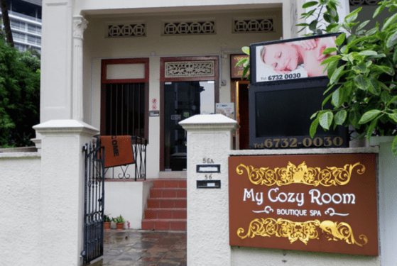 My Cozy Room : Singapore's Best Facial Treatment