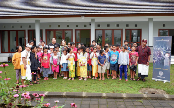 A Visit to Sanggar Bedugul Education Centre by AccorHotels