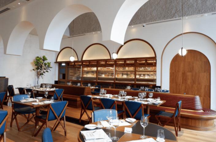 Shangri-La Hotel, Singapore : Origin Grill & Bar