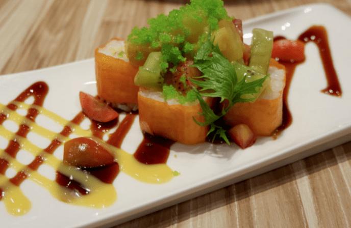 Ami Ami by Kuriya Dining: Innovative Sushi Menu