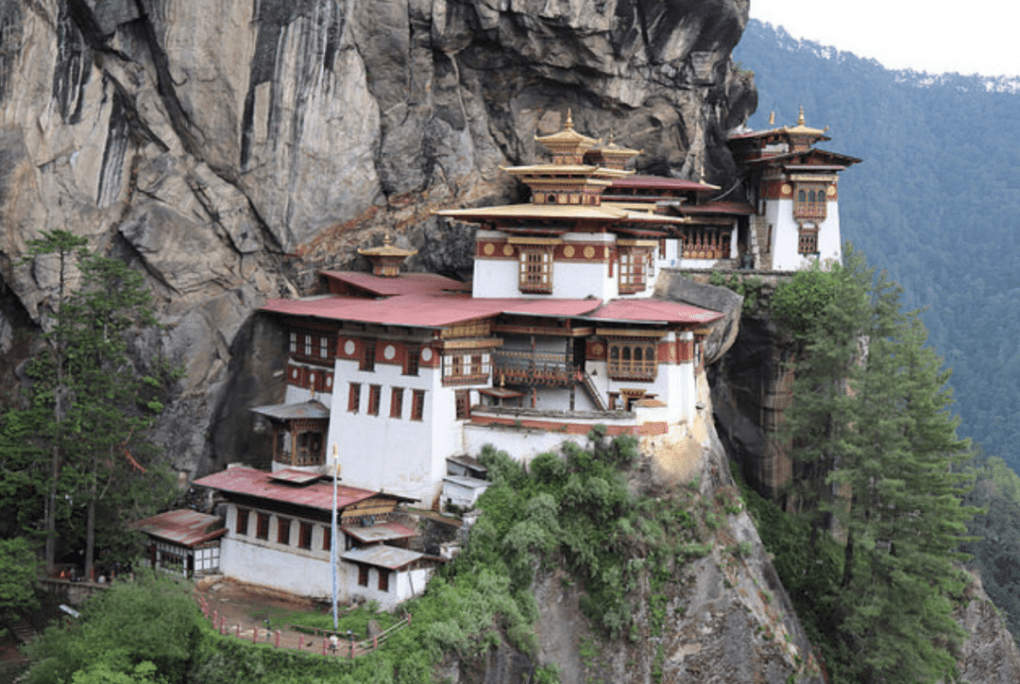 Travel with Me to Bhutan! : Day 6 and 7 - Tiger's Nest Hike