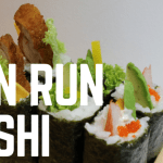 Healthy Fast-food for Millennials: Run Along with A Sushi Roll!