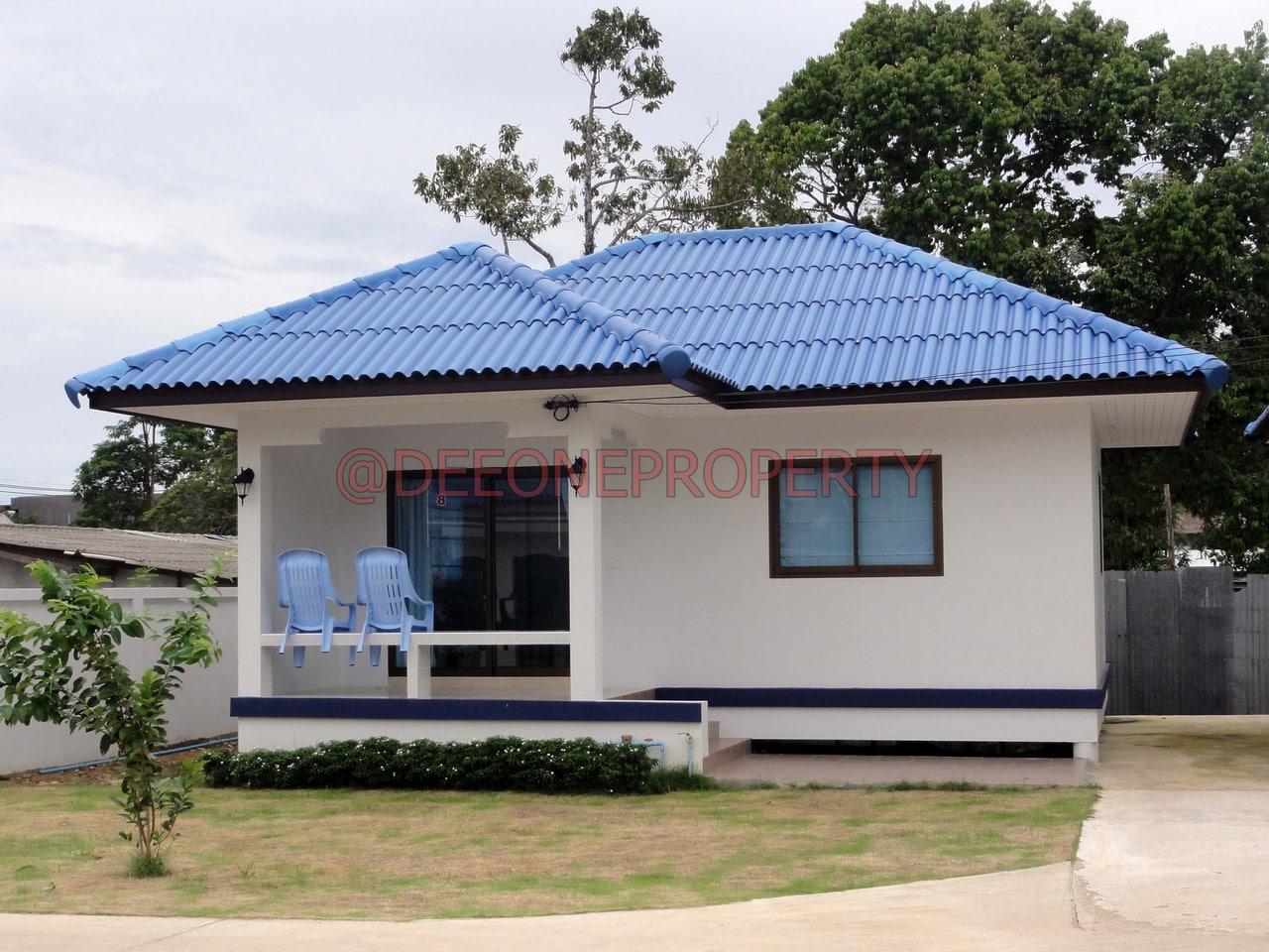Maison Neuve Louer Kai Bae Koh Chang