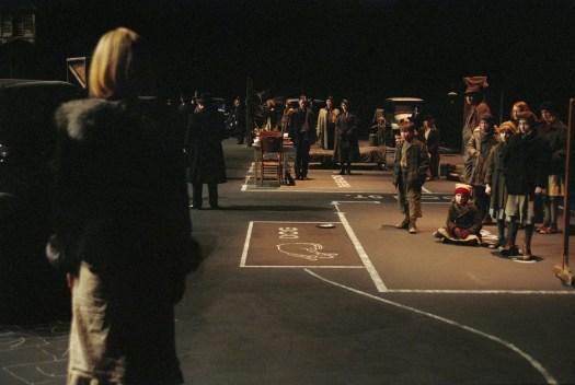 Nicole Kidman (far left) and cast. Photo Credit: Rolf Konow