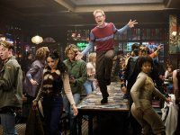 Bohemian hipsters in Rent