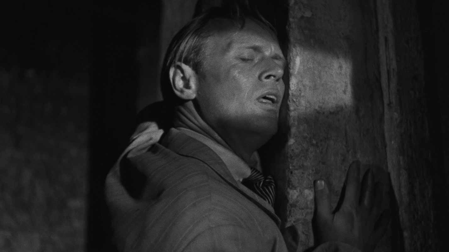 Richard Widmark in Night and the City