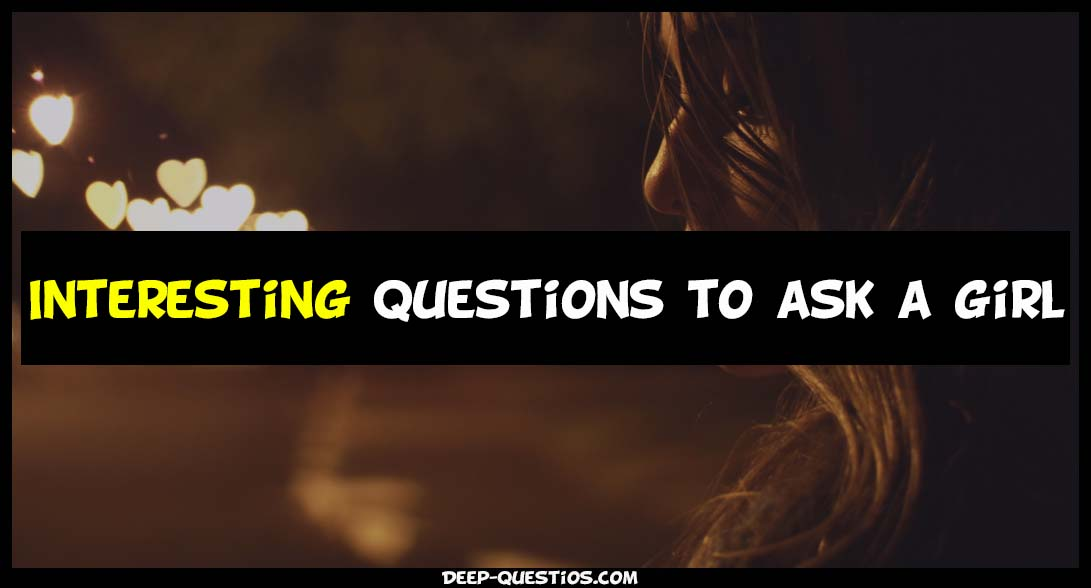 how to ask interesting questions