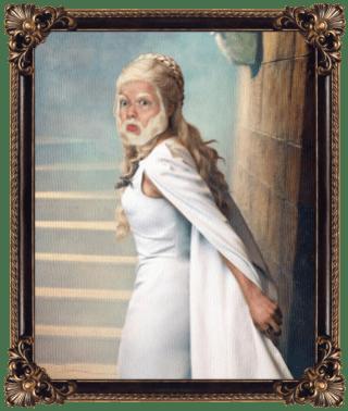 Khaleesi Kloppisch