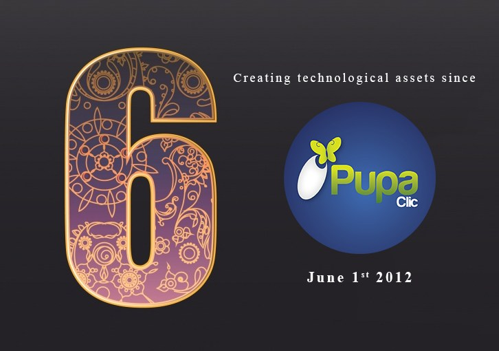 Pupa Clic Turns 6