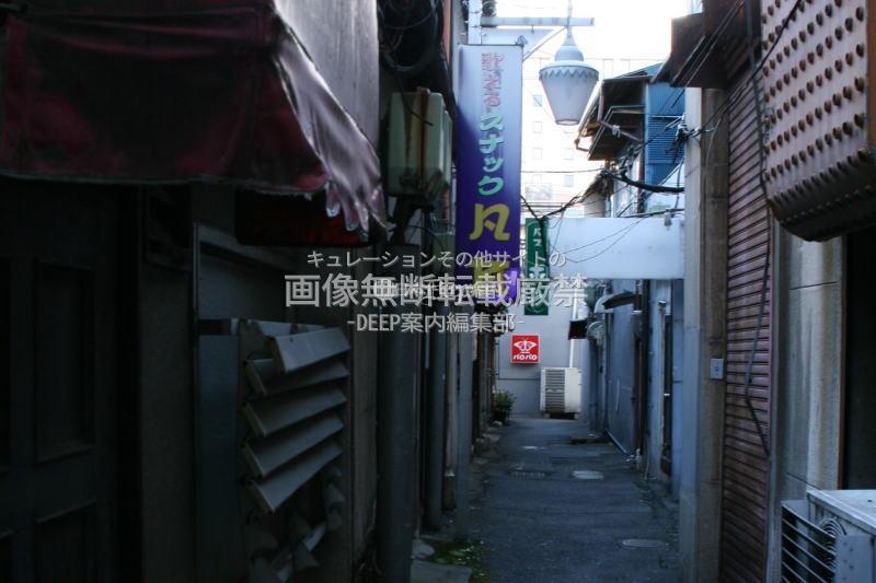 未開の地グンマーの激寂れ商店街「高崎中央銀座」と色街・柳川町の廃れた路地裏