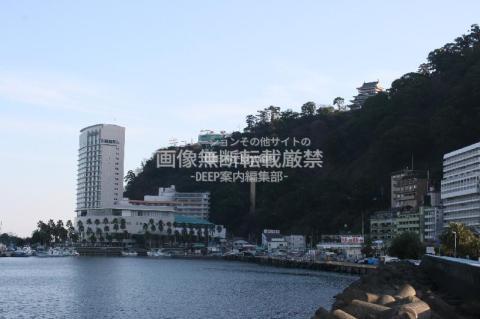 静岡県熱海市 熱海港