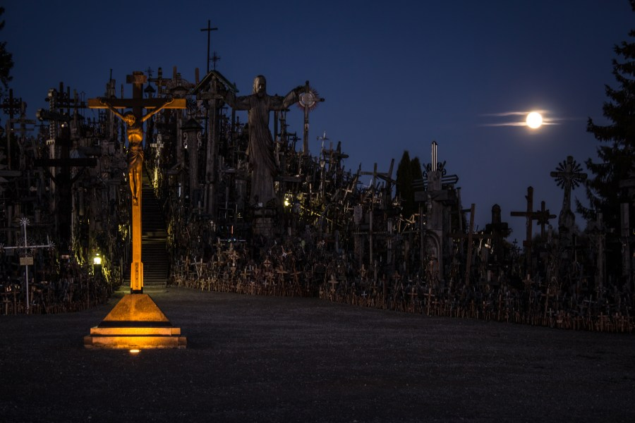 Hill of Crosses-27