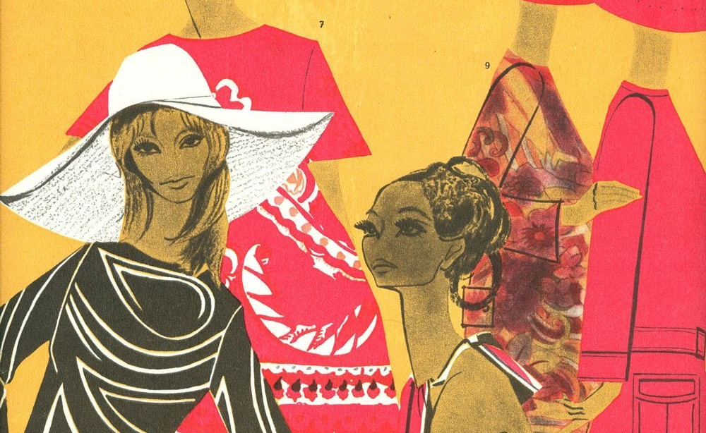 Siluett: the Estonian Fashion Magazine that Took the USSR by Storm