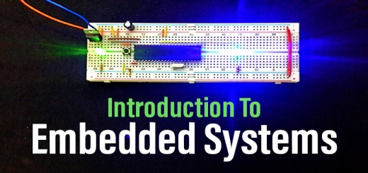 Introduction To Embedded Systems Tutorials