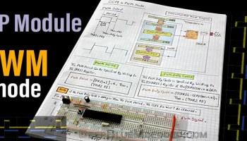 DC Motor Control Tutorial - L293D Motor Driver | PWM | H-Bridge