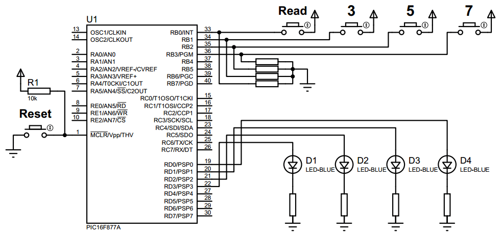 EEPROM Memory Writing/Reading (in PIC Microcontrollers