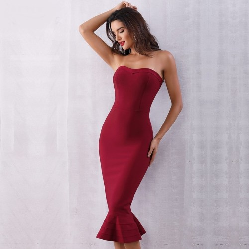 Adyce Summer Women Bandage Dress