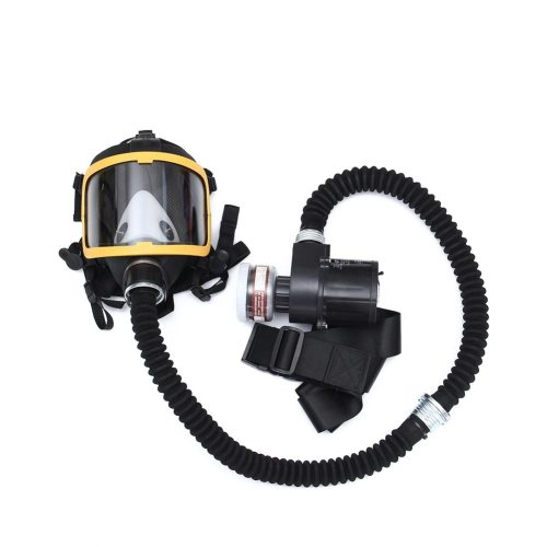 Electric Supplied Air Fed Full Face Respirator