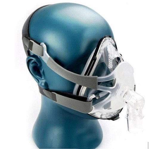 Full Face Respirator Nasal Mask With Headgear
