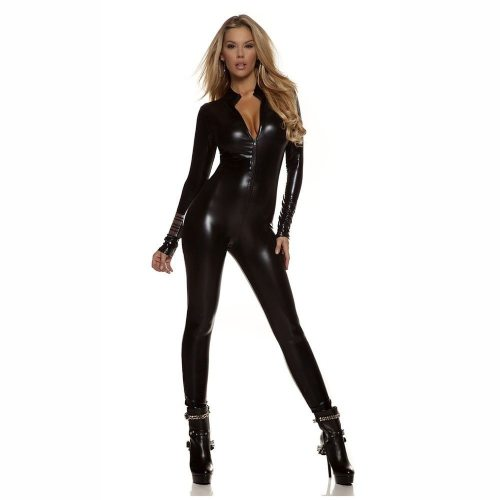Sleek Catwoman Costume