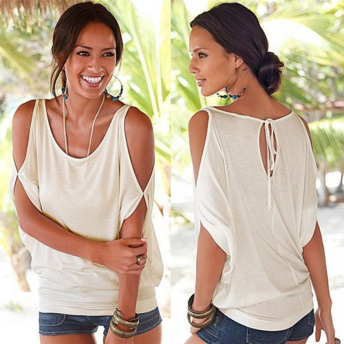 Casual Sexy Off Shoulder Blouse