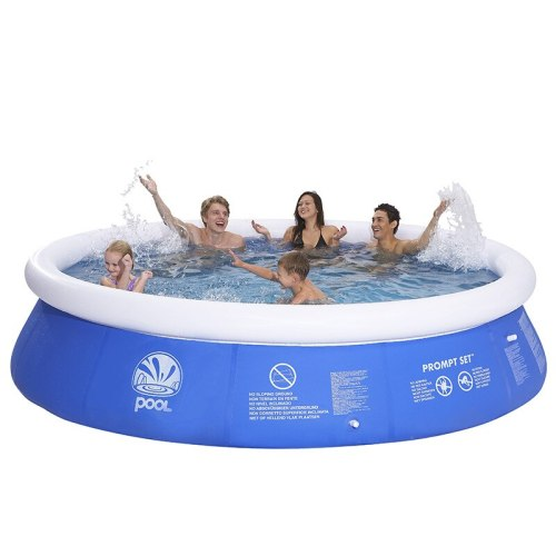 Round Inflatable Pool