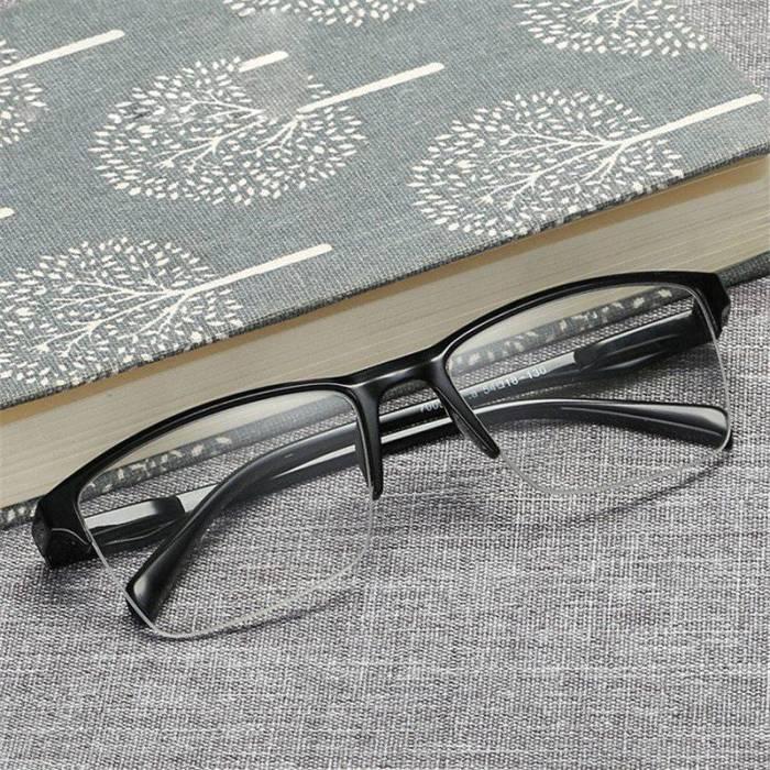 Half Frame Reading Glasses