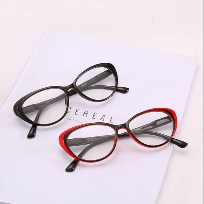 Classic Cat Eye Glasses