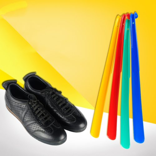 Colourful Plastic Shoehorn