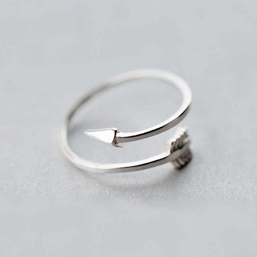 Midi Love Arrow Toe Rings