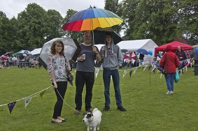 Lightwater Fete 2013 - Alan Meeks and Mike Hillman (6)